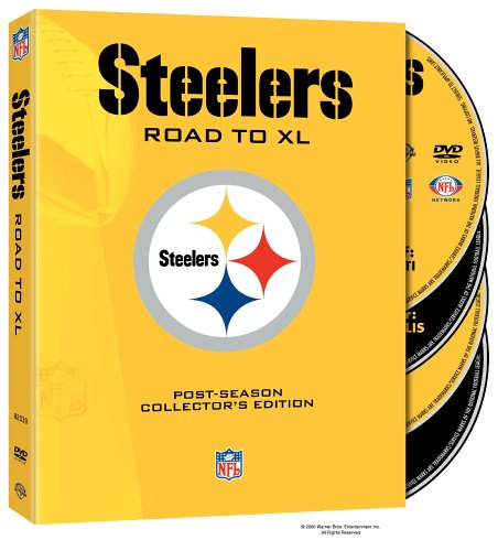 NFL - Pittsburgh Steelers - Road to Super Bowl XL (Post-Season Collector's Edition) at Steeler Mania