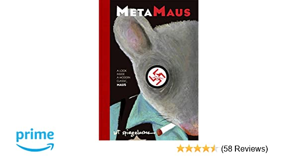 Amazon metamaus a look inside a modern classic maus book amazon metamaus a look inside a modern classic maus book dvd r 9780375423949 art spiegelman books fandeluxe Choice Image