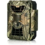LDesign Hunting Trail Game Wildlife Camera, 12MP 1080P Night Vision 42PCs IR LEDs IP64 Waterproof HD Wide Angle Infrared 90 Degree PIR distance 15m,0.8s Trigger Time&Multi Working Modes