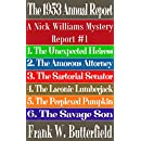 The 1953 Annual Report (A Nick Williams Mystery Report)
