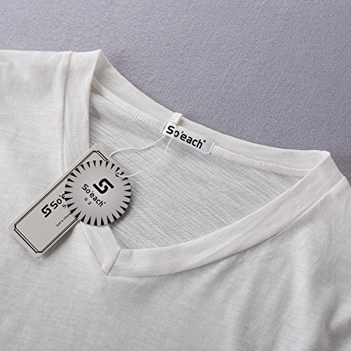 So'each - Camiseta - para mujer blanco