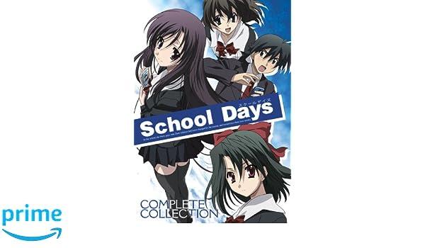 School Days Complete Tv Series Edizione: Stati Uniti USA DVD ...