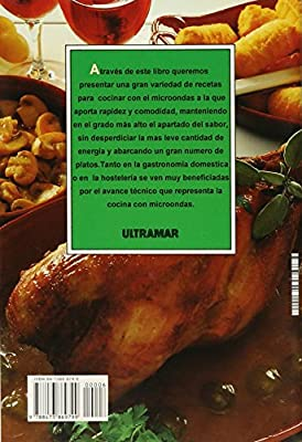 Cocinar Con Microondas (Spanish Edition): Louis Adams ...