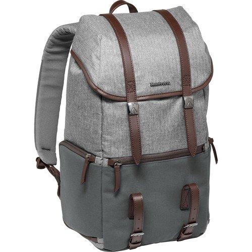 Windsor Camera and Laptop Backpack for DSLR (Gray) [並行輸入品]   B07MCQRN4D
