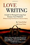 Love Writing, Virna DePaul and Tawny Weber, 1453852514