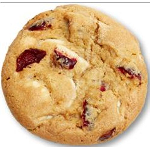 Hopes Gourmet White Chocolate Cranberry Cookie, 2.5 Ounce -- 12 per case. by Hopes Country Fresh Cookies (Image #1)