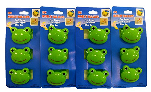 Green Novelty Animal Clips Paper product image
