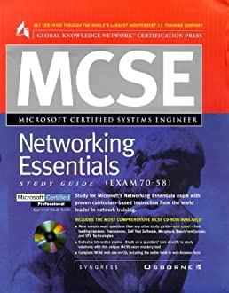 mcse networking essentials study guide exam 70 58 inc sygress rh amazon ca Guide to Networking Essentials Guide to Networking Essentials