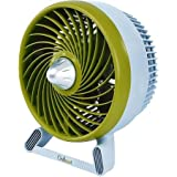 8 Powerful and Quiet Comfortable Speeds Personal Fan, Green by Chillout