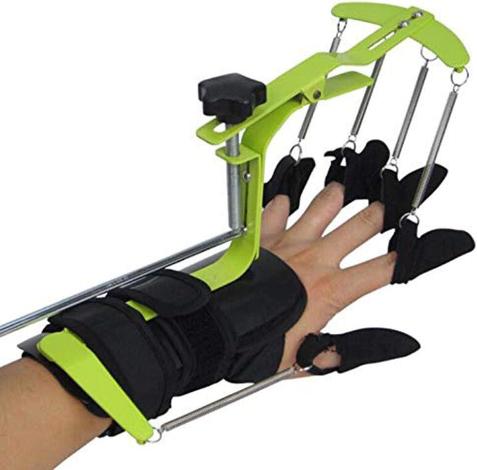 Ayuda De Entrenamiento De Ortopédicos De Muñeca De Dedo, Entrenamiento De Rehabilitación Tendones De Orthesen Para Ejercicio De Paciente Hemi Plegie De Accidente Cerebrovascular (