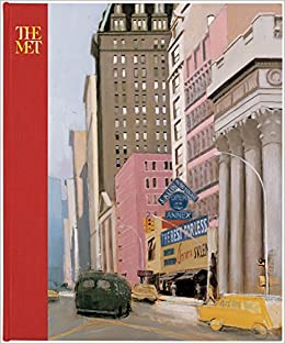 New York in Art 2017 Deluxe Engagement Book: The Metropolitan Museum