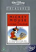 Walt Disney Treasures - Mickey In Living Colour