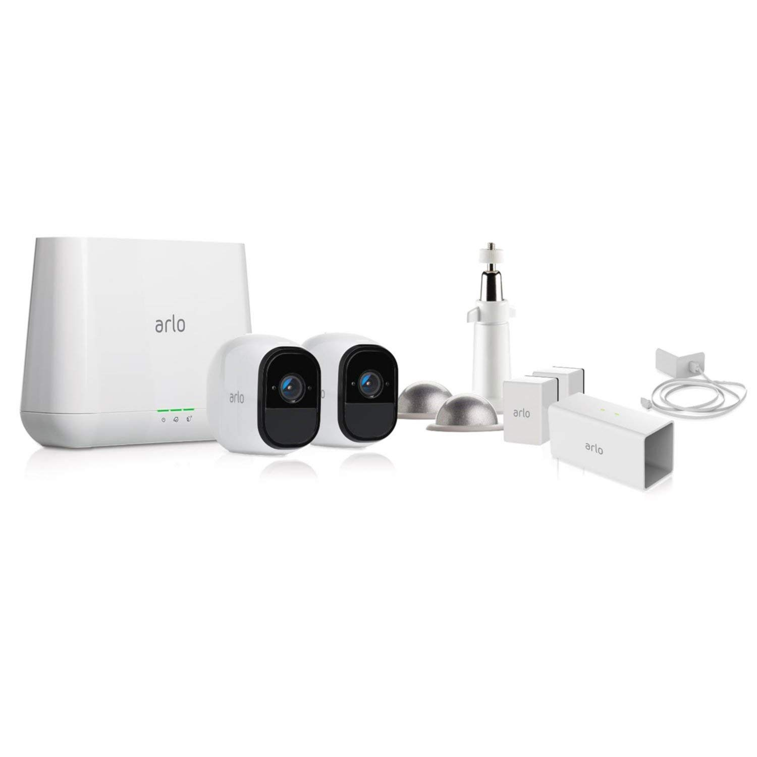 Arlo Pro VMS4230S-100NAR Wire-Free HD Camera Security System (2-Camera Kit) by Arlo