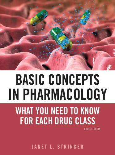 Basic Concepts in Pharmacology: What You Need to Know for Each Drug Class, Fourth Edition: What you Need to Know for Each Drug Class, Fourth Edition Pdf