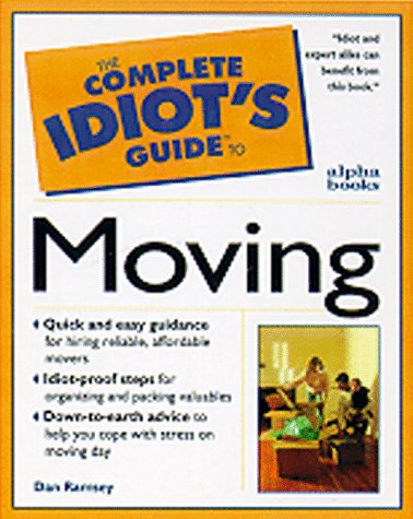 Complete Idiots Guide Smart Moving