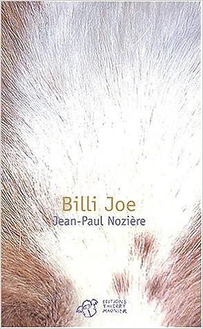 En ligne téléchargement gratuit Billie Joe epub pdf