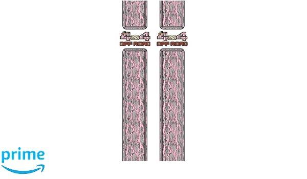 Mossy Oak Shadow Grass Blades Camo Pattern 2 Piece Stampede 6061-14 Tape-Onz Side Window Deflector
