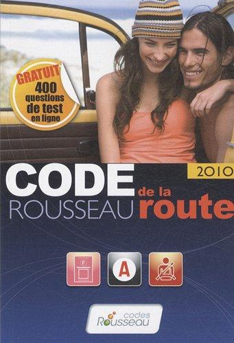 Code Rousseau De La Route 2010