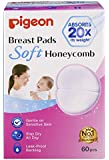 Pigeon Breast Pads Honeycomb, 60 Pieces