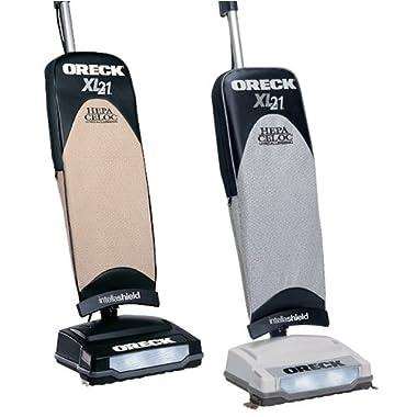 Oreck Vacuum Cleaner XL21 Titanium Series (Titanium Silver)