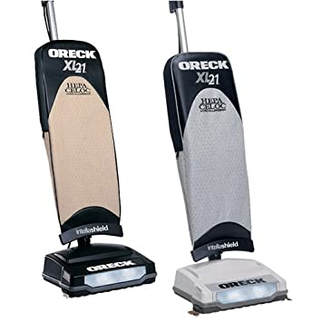 Oreck XL 21 2 Speed Upright HEPA Vacuum Cleaner