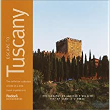 Fodor's Escape to Tuscany, 2nd Edition