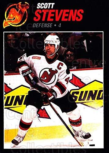 ((CI) Scott Stevens Hockey Card 1999-00 New Jersey Devils Team Issue 25 Scott Stevens)