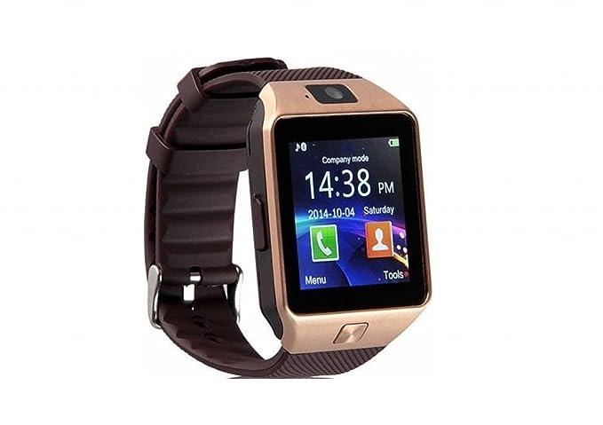 Reloj Inteligente Smartwatch Dz09: Amazon.es: Relojes