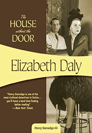 book cover of The House Without the Door