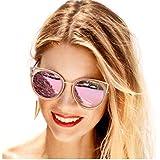 Polarized Sunglasses for Men Al-Mg Mens Classic...