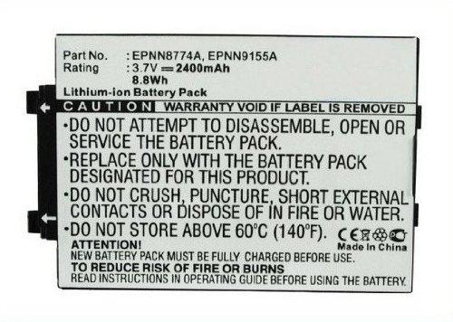 2400mAh Li-ion Battery Delphi MyFi XM2GO Portable XM Satellite Radio Receiver