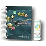Essential Oils Pocket Reference Book + Mini Carrier Stick (EOPR)
