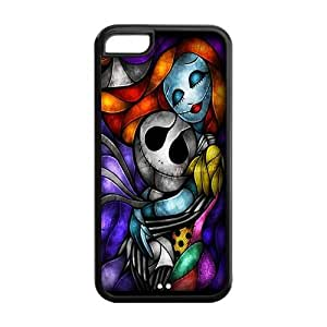 Customize The Nightmare Before Christmas Back Cover Case for iphone 5C