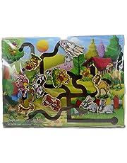 Maze Of Animals Game
