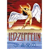 Posters: Led Zeppelin Poster - Swansong (36 x 24 inches)