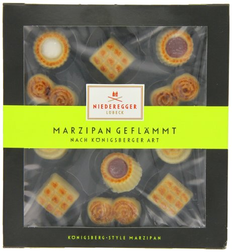 Niederegger Marzipan Toasted Marzipan Petits Fours 115 g