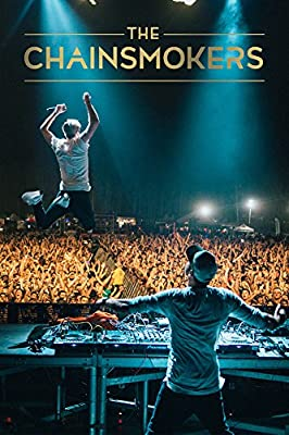 The Chainsmokers Poster Print (12 inch X 18 inch,) By A-ONE POSTERS