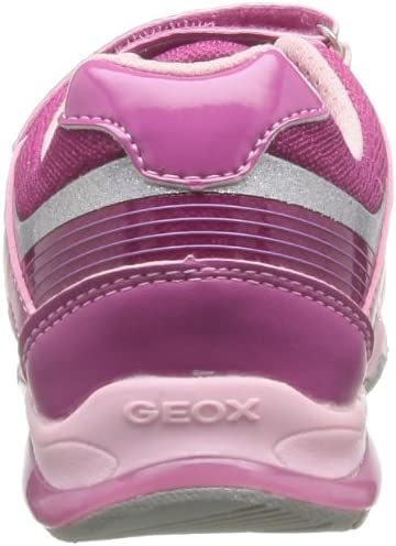 Toddler//Little Kid//Big Kid Geox Cmagica12 Lighted Sneaker