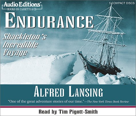 Endurance: Shackleton's Incredible Voyage (Audio Editions) by Brand: Audio Partners, The