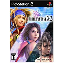 Final Fantasy X-2 (PS2) by Electronic Arts