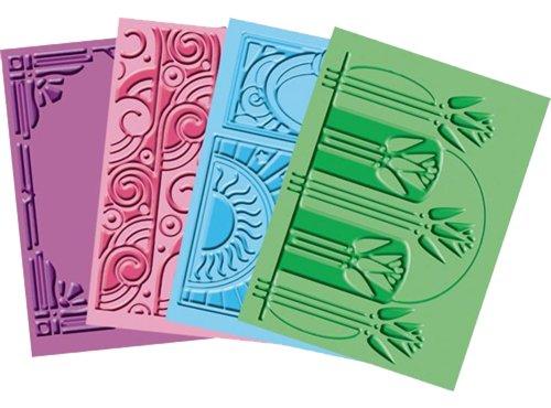 Cuttlebug 2000420 provo craft cuttlebug embossing folders for Www cuttlebug crafts com