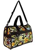 Island Impressions Hawaiian Duffel Bag – Tropical Floral Review