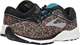 Brooks Women's Launch 5 Pink/Blue/Yellow 10.5 B US