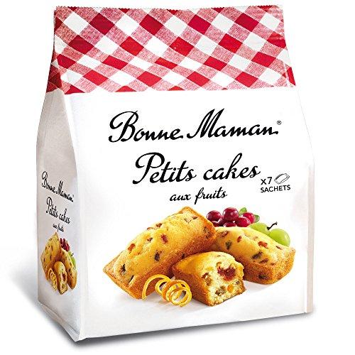 Bonne Maman Petits Cakes Aux Fruits (210g) - Mini cake with (Aux Fruits)