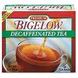 00356 Bigelow Tea Premium Blend Decaffeinated Black Tea - 48 / Box