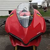 Ducati 1299/959 Panigale Mirror Block Off Turn Signals - New Rage Cycles
