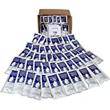 S.O.S. Food Lab Emergency Water 64 Individual 4.22 Oz Packets (With Tips)