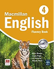 Macmillan English 4: Fluency Book (High Level Primary ELT Course for the Middle East)