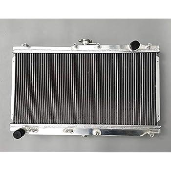 52MM Aluminum Radiator for MAZDA MIATA MX5 MT 1999-2005 99 2000 2001 02 03 04 05