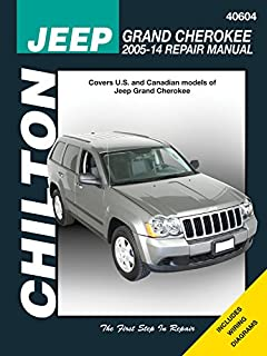 jeep grand cherokee 2005 2009 chilton s total car care repair rh amazon com Jeep Cherokee Repair Manual Jeep Cherokee Owners Manual PDF
